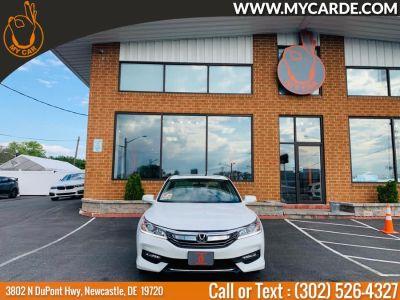 2017 Honda ACCORD SEDAN EX CVT (White Orchid Pearl)