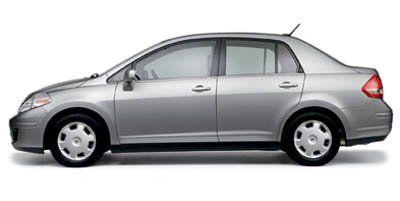 2007 Nissan Versa 1.8 S (Beige)