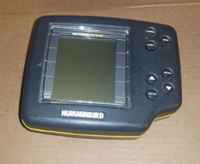 Sell HUMMINBIRD FISH FINDER REPLACEMENT HEAD UNIT-BEST OFFER-FAST SHIP-TESTED motorcycle in Powell, Ohio, United States, for US $36.00