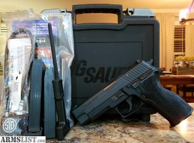 For Sale/Trade: Sig P226 Nitron