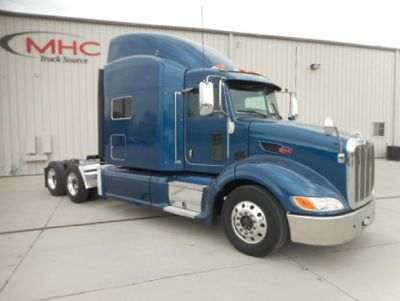 2013 Peterbilt 384 - Fuel Efficient