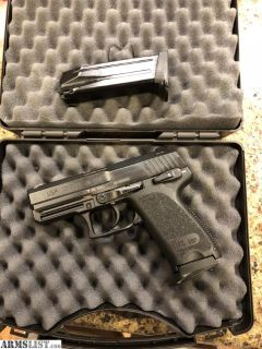 For Sale/Trade: HK USP40c