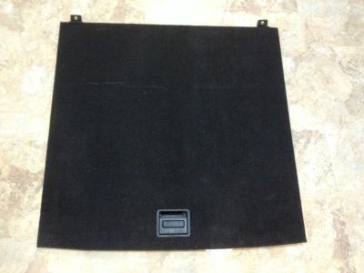 Find 03 04 05 06 07 NISSAN MURANO REAR CARGO TRIM FLOOR COVER LINER BLACK PANEL SPARE motorcycle in Fredericksburg, Virginia, US, for US $150.00