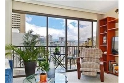 Honolulu, 1 bed, 1 bath for rent. Parking Available!