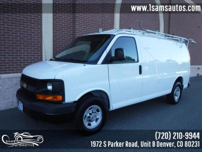2010 Chevrolet Express 2500 2500 (Summit White)