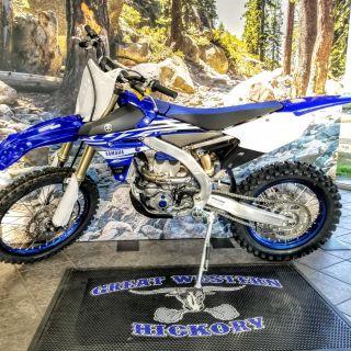 2019 Yamaha YZ250FX Motorcycle Off Road Hickory, NC