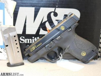 For Sale: Smith & Wesson Shield .9mm