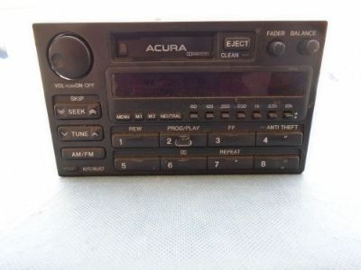 Find 91 92 93 94 95 ACURA LEGEND RADIO 2200 WITH EQUALIZER AND RADIO CODE motorcycle in Winter Springs, Florida, United States, for US $80.00