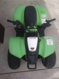 2005 Kawasaki KFX 50