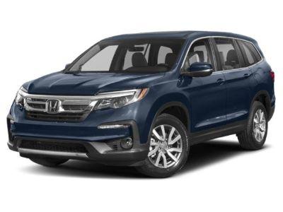 2019 Honda Pilot EX-L (modern steel metallic)