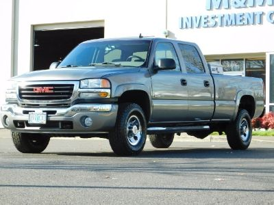 2007 GMC RSX Work Truck (Steel Gray Metallic)