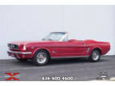 1966 Ford Mustang C-code Convertible 1966 Ford Mustang C-code Convertible