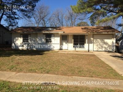 3 bedroom in Euless