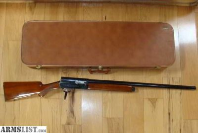 For Sale: BROWNING BELGIUM A-5,[SWEET-16] 1963 MFG. 28