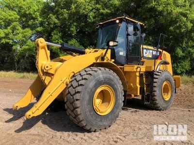 2013 Cat 966K Wheel Loader