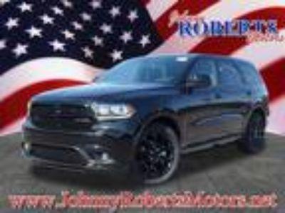 2018 Dodge Durango Black, 40 miles