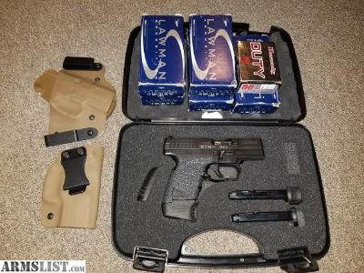 For Sale/Trade: Walther PPS 40