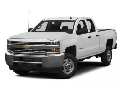 2015 Chevrolet RSX Work Truck (Summit White)