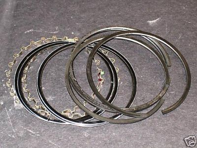 Sell Norton 750 Piston Rings 40 over .040 USA Commando Atlas motorcycle in Canyon Country, California, US, for US $42.00