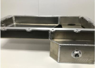 Coyote Aluminum oil pan