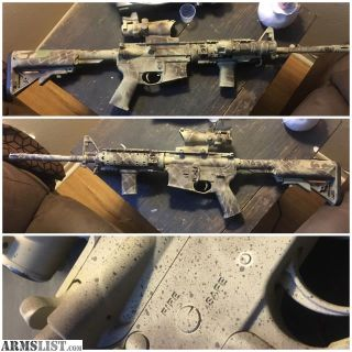For Sale/Trade: Custom built AR15