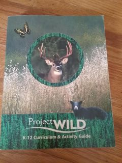 Project Wild K-12 Curriculum and Activity Guide
