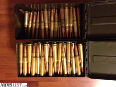 For Sale: .50 BMG AMMO