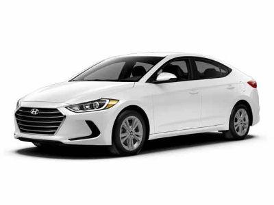 2017 Hyundai Elantra (Electric)