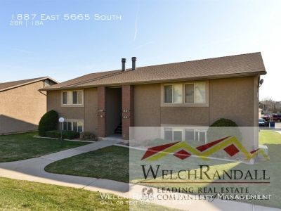 Single-family home Rental - 1887 East 5665 South