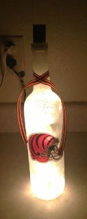 NFL Lighted Bottle - Cincinatti Bengals