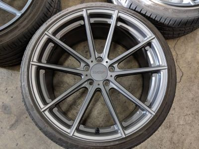 19x9.5 5x112 et44 TSW Bathurst with Nexen N'fera SU1 235/35r19 Tires