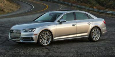 2018 Audi A4 Premium Plus (MYTHOS)