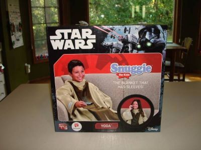 Star Wars Snuggie for Kids - YODA - Brand New in Package!!