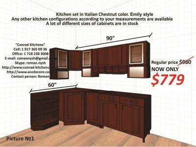 kitchen cabinets BEST DEALS IN NEW YORK!