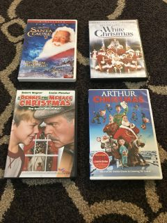 SUPPORT UGANDA MISSIONS TRIP Christmas DVDs