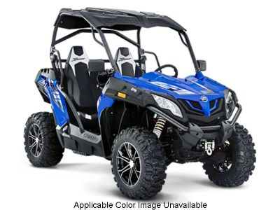 2018 CFMOTO ZForce 500 Trail Sport-Utility Utility Vehicles Adams, MA