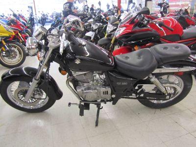 2009 Suzuki GZ250 Sport Motorcycles Colorado Springs, CO