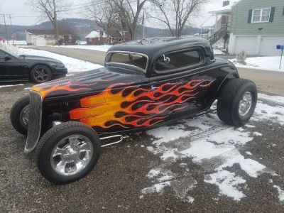 1933 FORD Coupe ONE Of a KIND