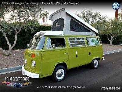 1977 Volkswagen Vanagon