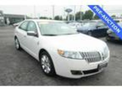 used 2012 Lincoln MKZ for sale.