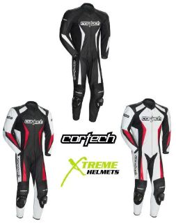 Sell Cortech Latigo 2.0 RR One-Piece Leather Suit Mild Hot Weather S-2XL motorcycle in Wichita, Kansas, United States, for US $599.99