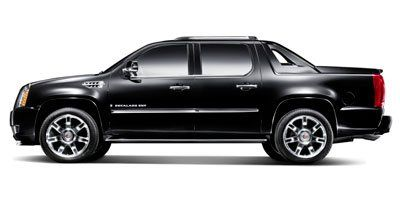 2011 Cadillac Escalade EXT Luxury (Black Raven)