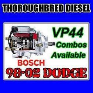 Purchase VP44 Bosch Fuel Injection Pump VP 44 Stock 5.9 98 99 00 01 02 Dodge Cummins 5.9L motorcycle in Winchester, Kentucky, US, for US $975.00