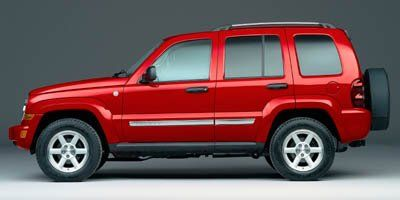 2006 Jeep Liberty Limited (Other)