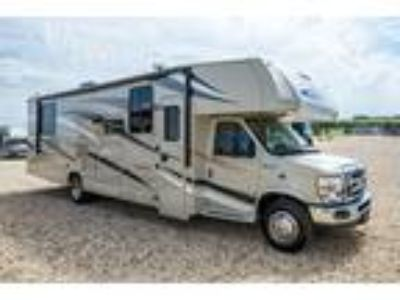 2019 Coachmen Leprechaun 319MB W/Recliners, Ext TV & Kitchen, Stabilizers