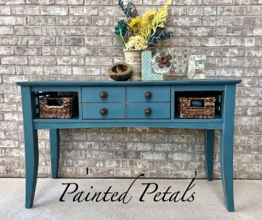 Entry way table or sofa table