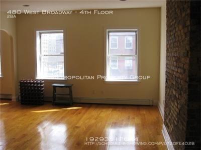 SOHO - Prime Downtown SOHO, 2 Bedroom LOFT Space, with Private Balcony/Patio