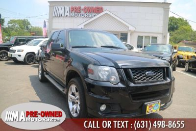 2008 Ford Explorer Sport Trac Limited (BLK)