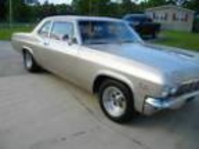 1965 Chevrolet Other Biscayne 1965 chevrolet ALL MUSCLE 427 4 speed Frame Off