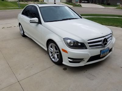 2012 Mercedes-Benz C-Class C300 4MATIC® Luxury